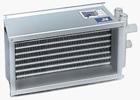 Воздухонагреватели  водяные WKN